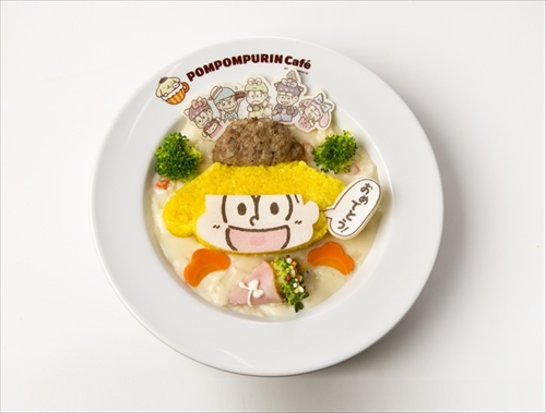 おそ松さん×サンリオキャラクターズカフェ