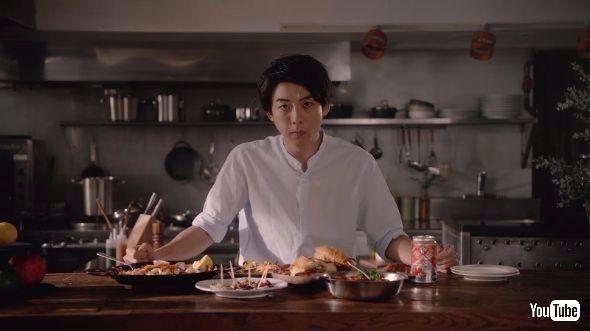 高橋一生 料理