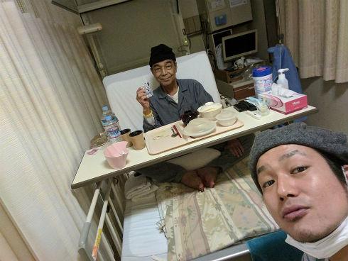 加川良さんとgnkosaiさん