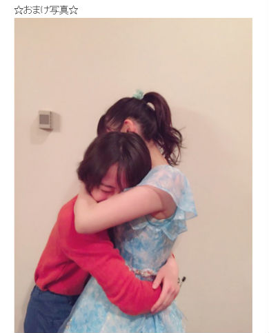 道重さゆみさんとモーニング娘。'17メンバー