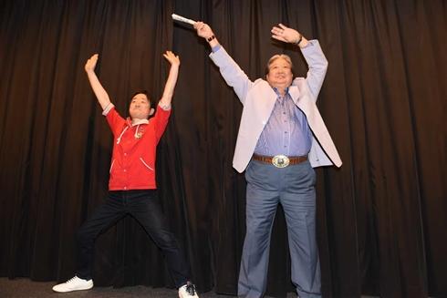 サモ・ハン20年ぶりの監督・主演作「おじいちゃんはデブゴン」5月公開! タイトル秘話を配給に聞いた