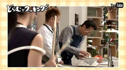どらむでクッキング NHK 料理 ドラム リズム 番組