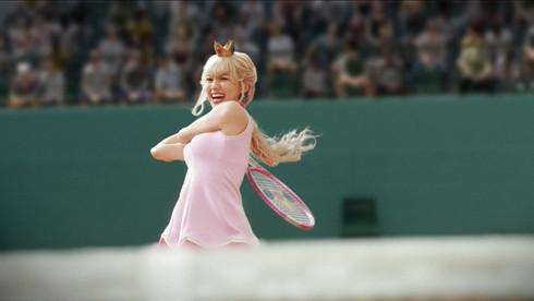 二階堂ふみさん演じるピーチ姫