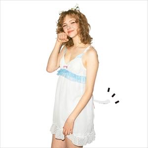 なりきりにゃんこルームドレス