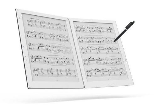 GVIDO 電子ペーパー 楽譜