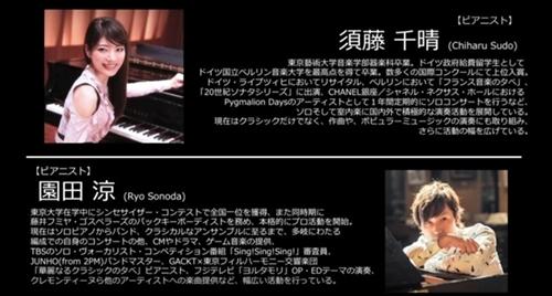 ユーリ!!! on ICEピアノ演奏