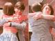 「オリラジ」藤森慎吾と横澤夏子、ドラマ「あなたのことはそれほど」に興奮してむぎゅっとハグ