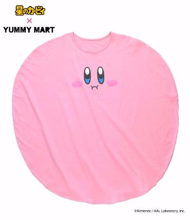 星のカービィ × YUMMY MART