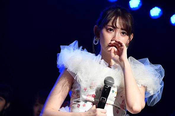 29歳の誕生日にAKBを卒業した小嶋陽菜さん