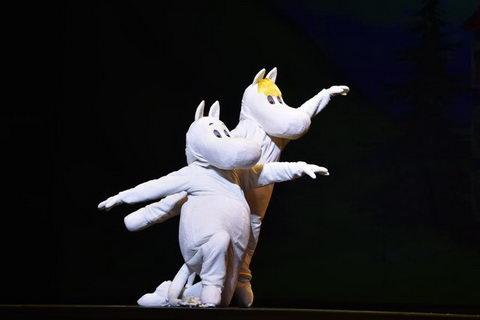 ムーミンバレエ