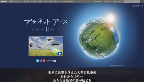 NHK プラネットアース サーバルキャット 草原
