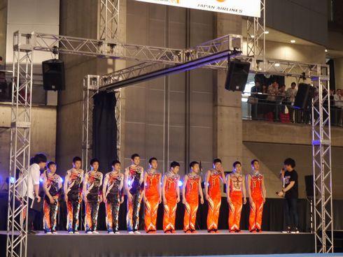 鹿児島実業高校 新体操 ニコニコ超会議