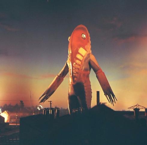 怪獣倶楽部 メトロン星人