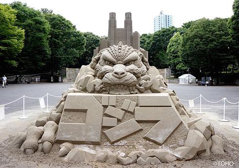 砂像アーティスト・保坂俊彦さん