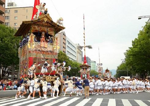 祇園祭クラウドファンディング