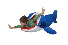 サメの寝袋