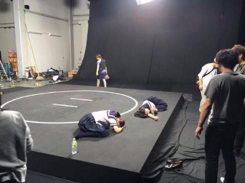 相撲ガールズ 高等学校相撲金沢大会