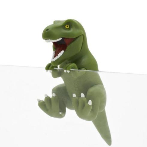 PUTITTO ダイナソー キタンクラブ コップ フチ 恐竜