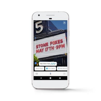 Google Lens アシスタント 画像 AI I/O 2017