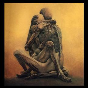 「3回見たら死ぬ絵」でおなじみズジスワフ・ベクシンスキー作品集