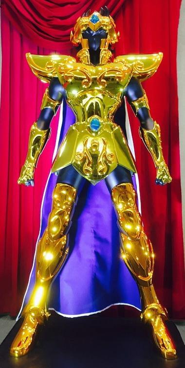 以前展示された等身大立像