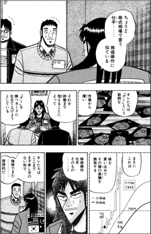 カイジ無料読み放題