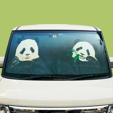パンダのパンシェード