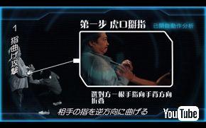 サモ・ハン・キンポーの痴漢撃退護身術