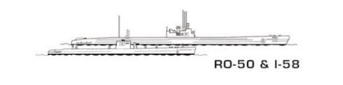 潜水艦 伊58 呂50 特定 プロジェクト クラウドファンディング 海底