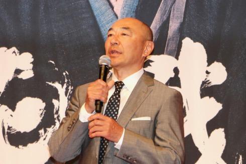 高橋克実さんは地頭がつらのエピソードで笑いを誘った