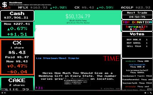 Stock Stream