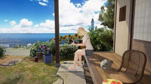 サマーレッスン アリソン・スノウ PlayStation VR 配信