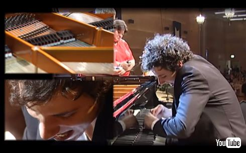 「ピアノ高速連打」の世界ギネス記録