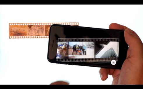 ネガフィルムがスマホで現像できる「FilmLab」