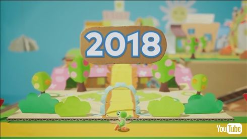 E3 2017、「カービィ」「ヨッシー」「メトロイド」も! Switchに任天堂看板新作が続々集結