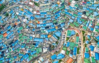 写真集 ドローンから見た世界