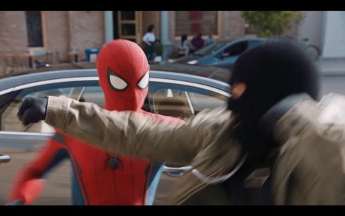 アウディ、「スパイダーマン:ホームカミング」とのコラボCM