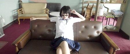元アイドルユニット「黒猫の憂鬱」のくり子