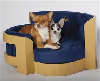 犬用高級ベッド&バッグ
