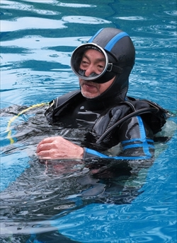 水中写真展「永遠の海」