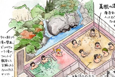 はすぬま温泉