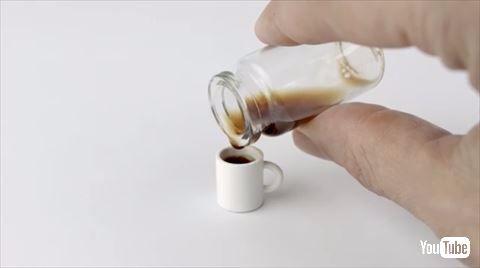 ミニチュアクッキング コーヒー