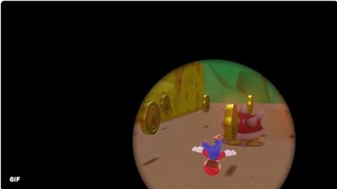 Nintendo Switch スーパーマリオオデッセイ gameover コイン