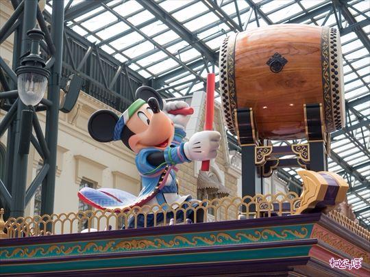 東京ディズニーランド 夏祭り