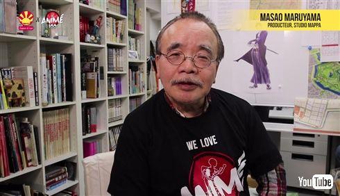 今 敏原作『OPUS』のアニメ化進行中か 長年右腕を務めた丸山プロデューサーが仏JAPAN EXPOで明かす
