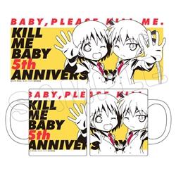 「キルミーベイベー」は死なない、何度でも蘇るんだ アニメ5周年記念、描き下ろしグッズのキャンペーン開催