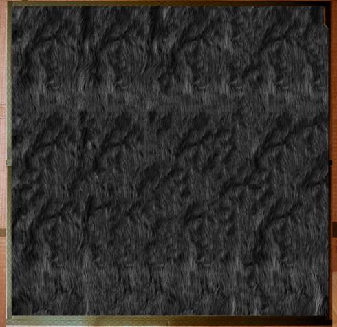畳に増毛をした画像