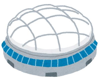 東京ドームのイメージ