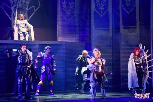 Fate/Grand Order THE STAGE  神聖円卓領域キャメロット 円卓の騎士