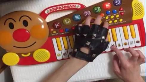 アンパンマン キーボード ボス戦